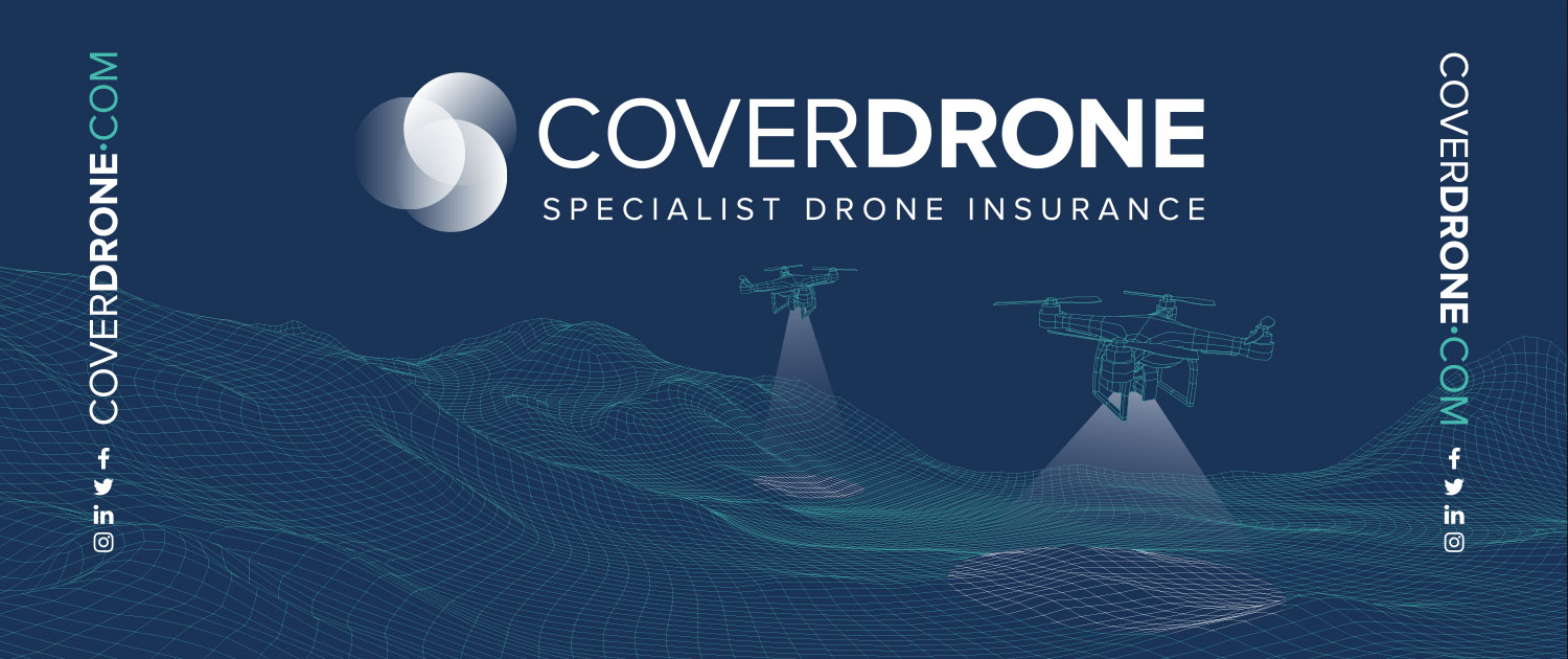 Marketing Coverdrone Insurance Red Fred Creative